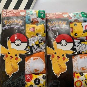 Pokémon boy's briefs
